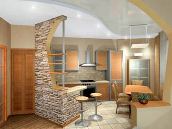 КАК РАССТАВИТЬ Интерьер квартиры. Кухня. Самые смелые дизайнерские фантазии